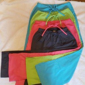 Bundle of XXS Cherokee Scrub Pants